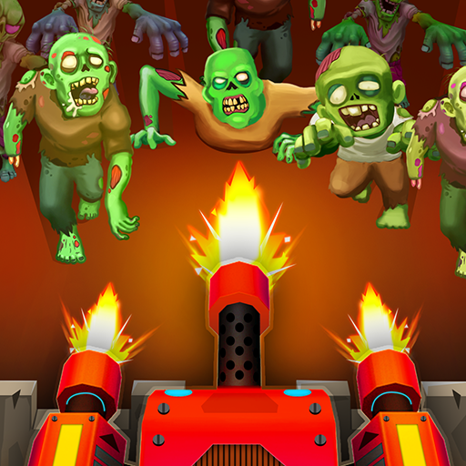 Royal Defense: Zombie War  2.1.1 (Unlimited money,Mod) for Android