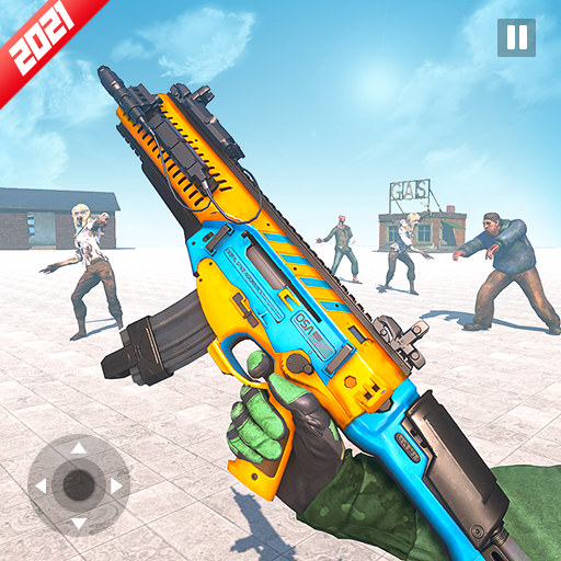 Zombie Hunter: Offline Shooting Game 3D 1.2 (Unlimited money,Mod) for Android