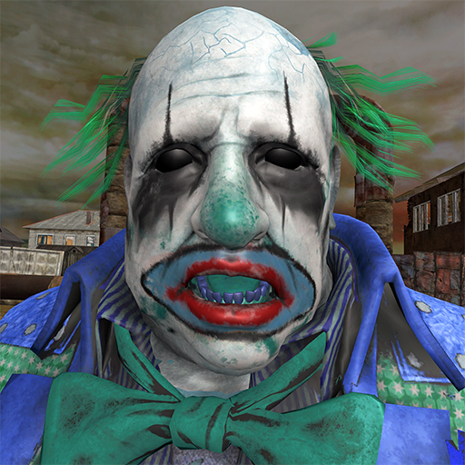 clown head haunted house granny game clown games 1.2 (Unlimited money,Mod) for Android
