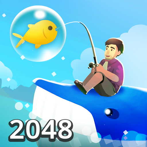 2048 Fishing (Unlimited money,Mod) for Android