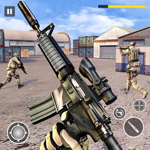 Army Commando Playground – New Free Games 2021 1.25 (Unlimited money,Mod) for Android