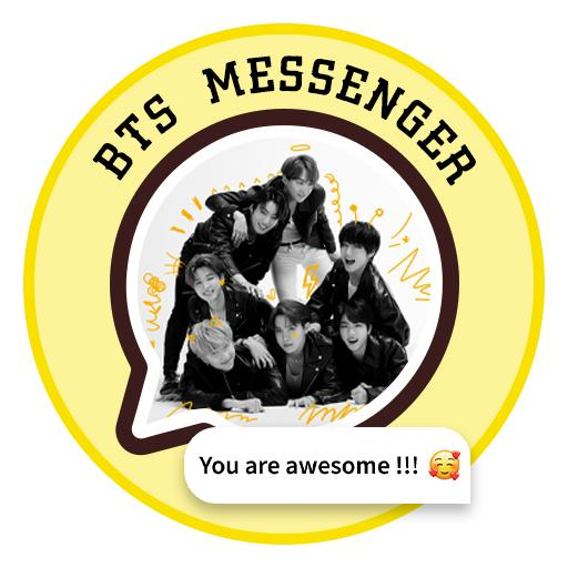 BTS Messenger – Chat with BTS Joke  (Unlimited money,Mod) for Android