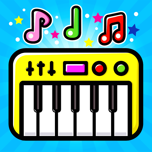 Baby Piano Games & Music for Kids & Toddlers Free  (Unlimited money,Mod) for Android