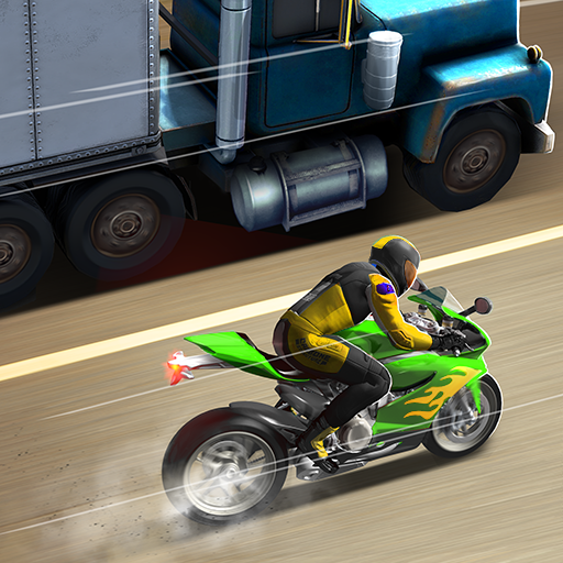 Bike Rider Mobile: Racing Duels & Highway Traffic  (Unlimited money,Mod) for Android