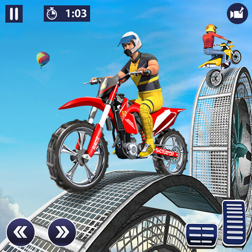 Bike Stunt Racing 3D Bike Games – Free Games 2021 1.1.06 (Unlimited money,Mod) for Android