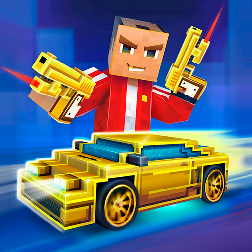 Block City Wars: Pixel Shooter with Battle Royale 7.2.2 (Unlimited money,Mod) for Android