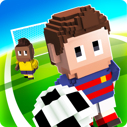Blocky Soccer 1.5_161 (Unlimited money,Mod) for Android