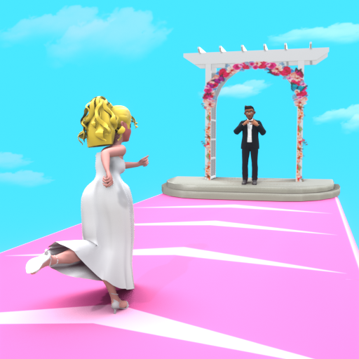 Bridal Rush! (Unlimited money,Mod) for Android