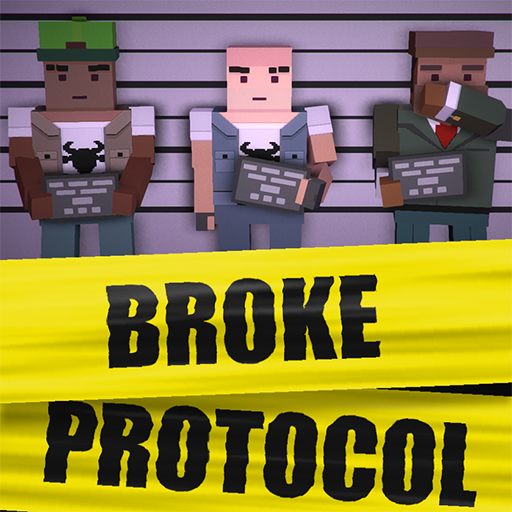 Broke Protocol: Online City RPG  1.13 (Unlimited money,Mod) for Android