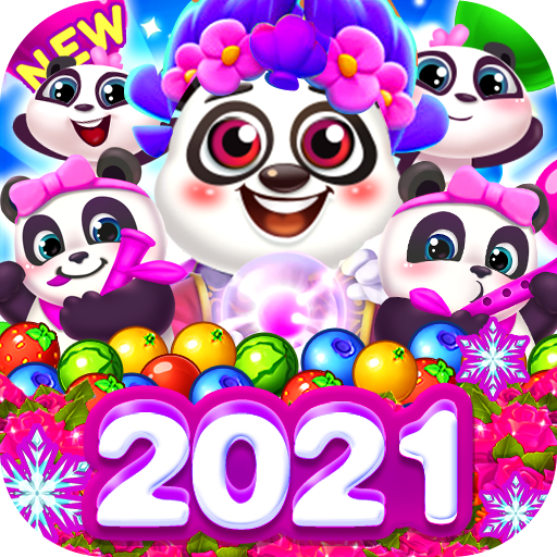 Bubble Shooter Cooking Panda  (Unlimited money,Mod) for Android