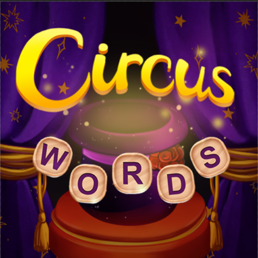 🎪Circus Words: Free Word Spelling Puzzle 1.219.17 (Unlimited money,Mod) for Android