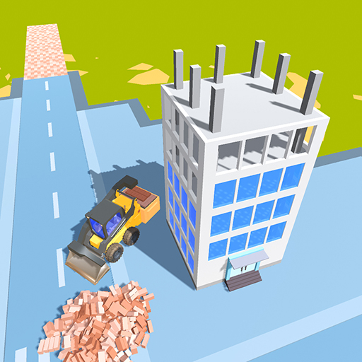Collect & Build  1.0.1 (Unlimited money,Mod) for Android