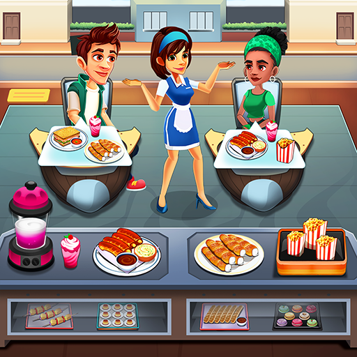 Cooking Cafe – Food Chef  (Unlimited money,Mod) for Android