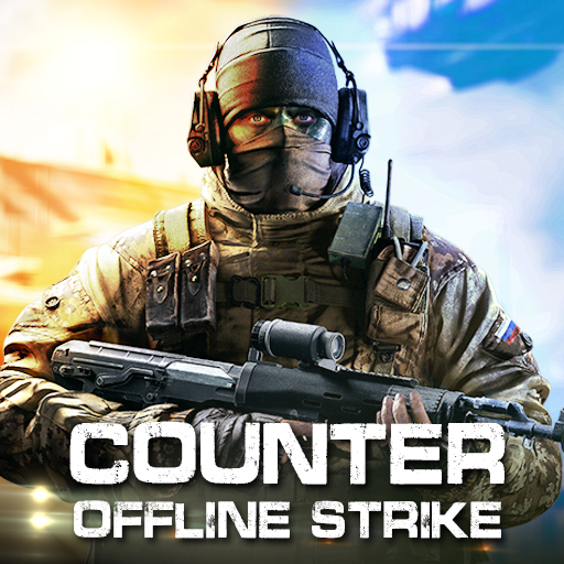 Counter Offline Strike Game  (Unlimited money,Mod) for Android