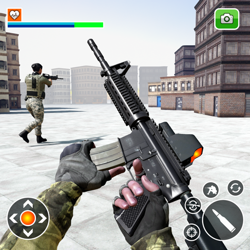 Counter Terrorist Strike : Free FPS Shooting Games  (Unlimited money,Mod) for Android