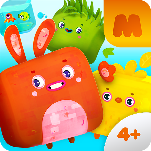 Cutie Cubies  (Unlimited money,Mod) for Android