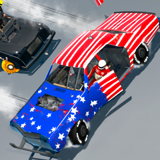 Demolition Derby Multiplayer 1.3.6 (Unlimited money,Mod) for Android