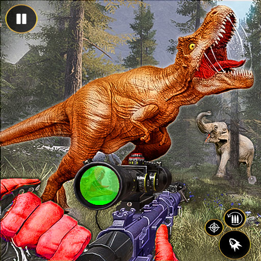 Dinosaurs Hunting 3D – Animal shooting Simulator  (Unlimited money,Mod) for Android