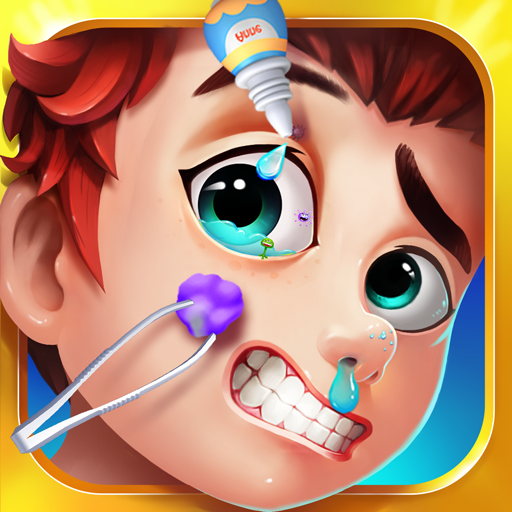 🏥👀Eye Doctor – Hospital Game  (Unlimited money,Mod) for Android