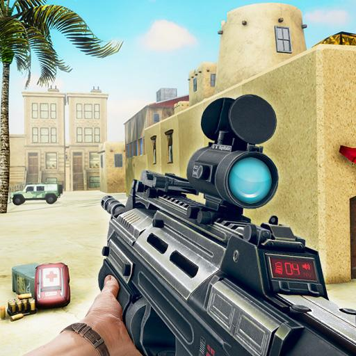 FPS Encounter Shooting – Fun Free Shooting Games  (Unlimited money,Mod) for Android