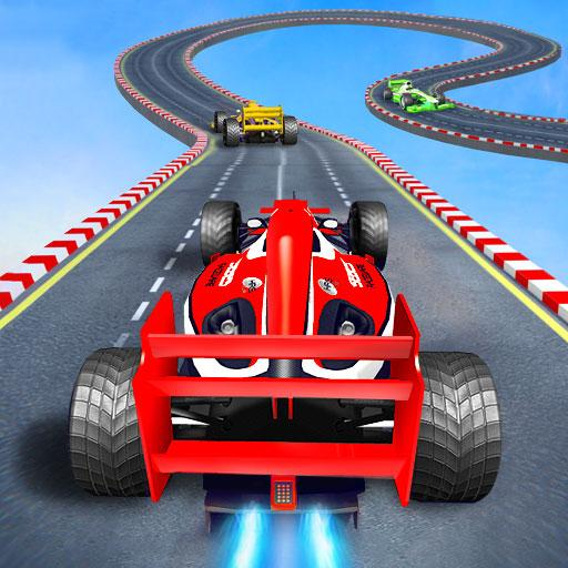 Formula Car Racing Stunts 3D: New Car Games 2021  (Unlimited money,Mod) for Android