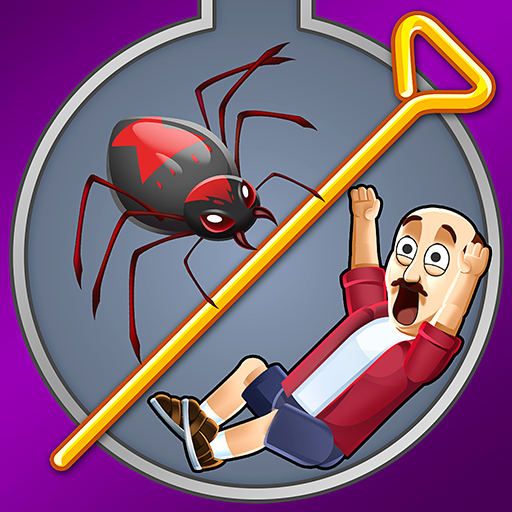 Freeze the Spider – Pull the Pin Game (Unlimited money,Mod) for Android
