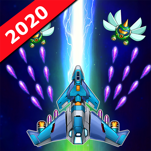 Galaxy Invader: Infinity Shooting 2020  (Unlimited money,Mod) for Android