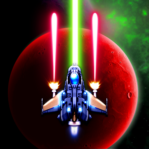 Galaxy Patrol – Space Shooter  (Unlimited money,Mod) for Android