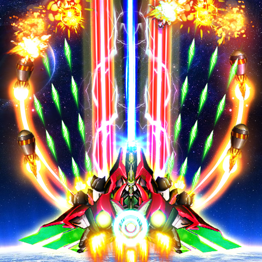 Galaxy Shooter Battle 2020 : Galaxy attack 1.1.16 (Unlimited money,Mod) for Android