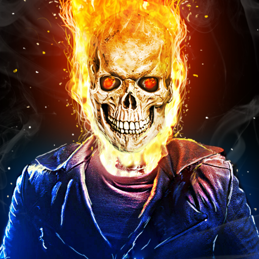 Ghost Ride 3D  (Unlimited money,Mod) for Android