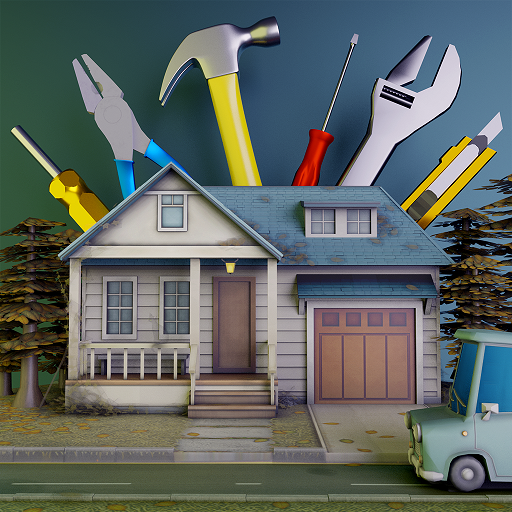 House Flipper 3D – Idle Home Design Makeover Game  (Unlimited money,Mod) for Android
