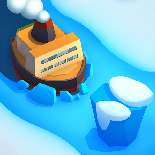 Icebreakers – idle clicker game about ships  (Unlimited money,Mod) for Android