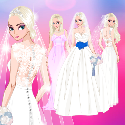 ❄ Icy Wedding ❄ Winter frozen Bride dress up game 1.0.0 (Unlimited money,Mod) for Android