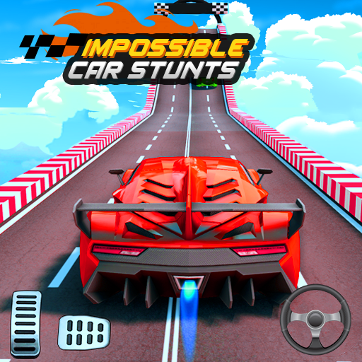 Impossible Car Stunts 3D – Car Stunt Races (Unlimited money,Mod) for Android