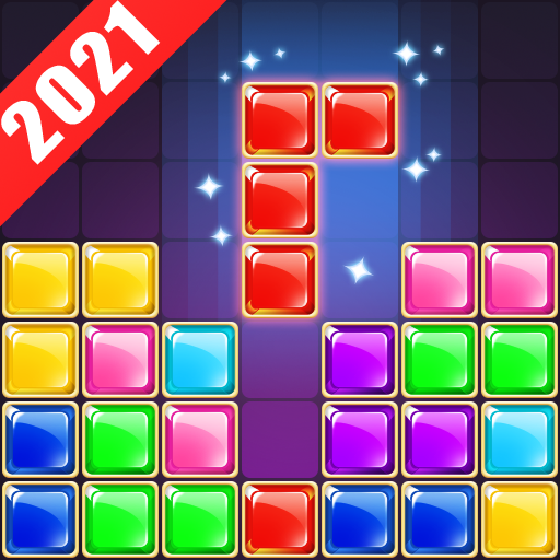 Jewel Puzzle – Block Puzzle, Free Puzzle Game  (Unlimited money,Mod) for Android