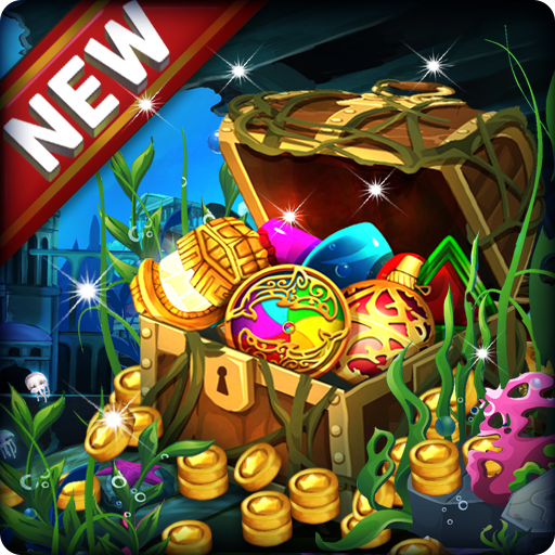 Jewel ocean world: Match-3 puzzle  1.1.0 (Unlimited money,Mod) for Android