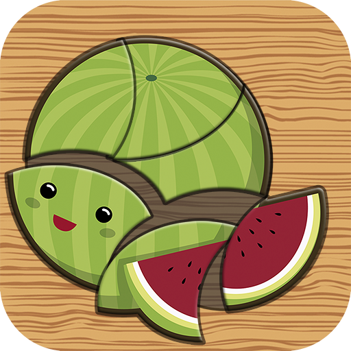Jigsaw wooden puzzles for kids  (Unlimited money,Mod) for Android