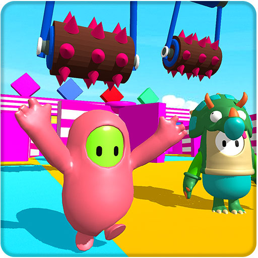 Knockout Stumble Run Royale Fall Games 2021  (Unlimited money,Mod) for Android