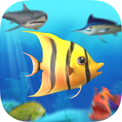 Let Me Eat : Big fish eat small 1.0.3 (Unlimited money,Mod) for Android