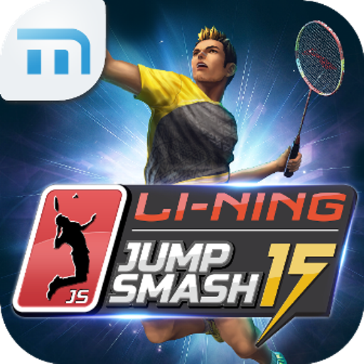 LiNing Jump Smash 15 Badminton 1.3.10 (Unlimited money,Mod) for Android