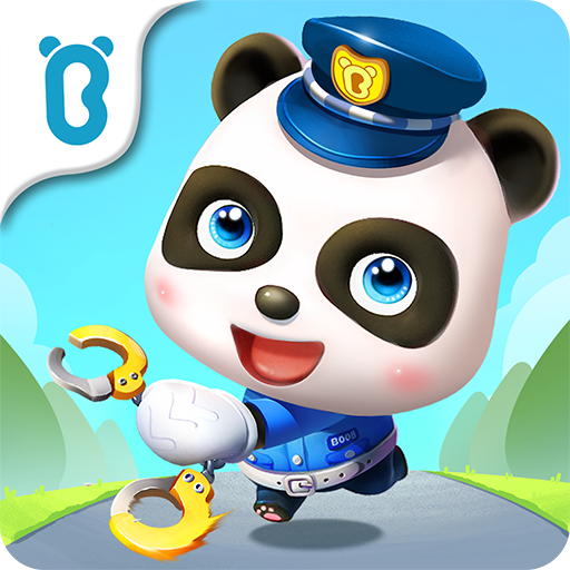 Little Panda Policeman  8.57.00.00 (Unlimited money,Mod) for Android