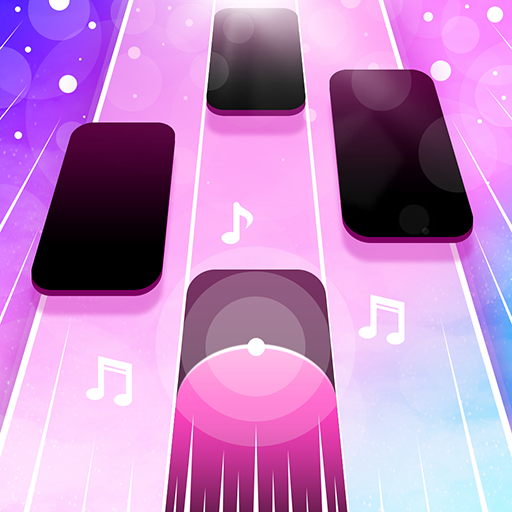 Magic Pink Tiles: Piano Game  1.0.19 (Unlimited money,Mod) for Android