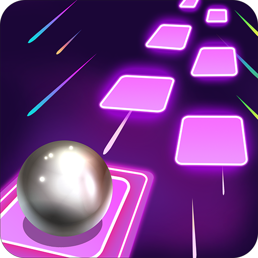 Magic Tiles Hop Ball 3d : EDM Music Games Free  (Unlimited money,Mod) for Android