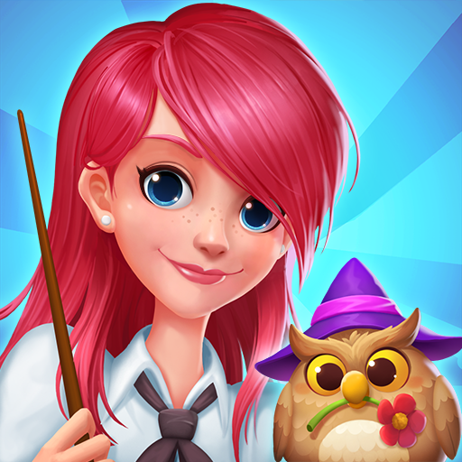 Magicabin Witch's Adventure  1.4.1 (Unlimited money,Mod) for Android