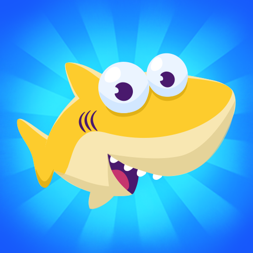 Merge Shark: Cute Fun Evolution Tap Doo  (Unlimited money,Mod) for Android