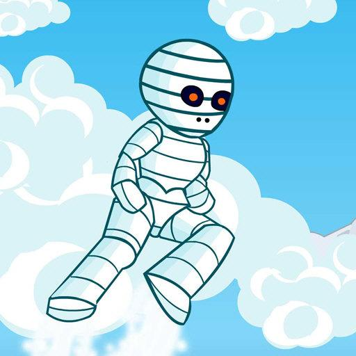 Mummy Jump 1.01 (Unlimited money,Mod) for Android