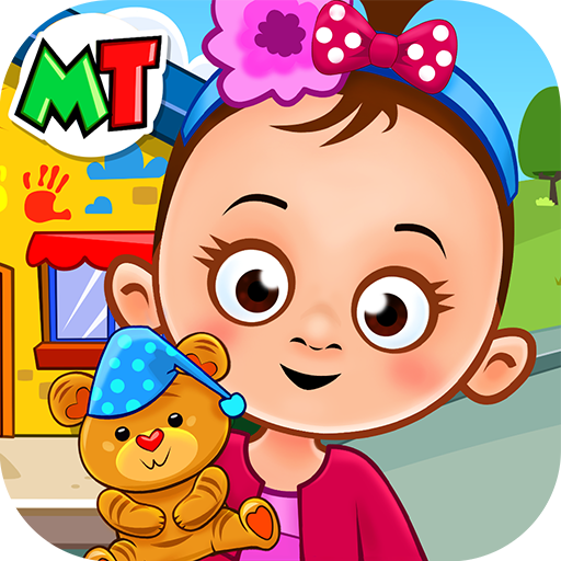 My Town : Daycare Free  (Unlimited money,Mod) for Android