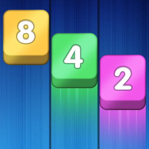 Number Tiles – Merge Puzzle  (Unlimited money,Mod) for Android
