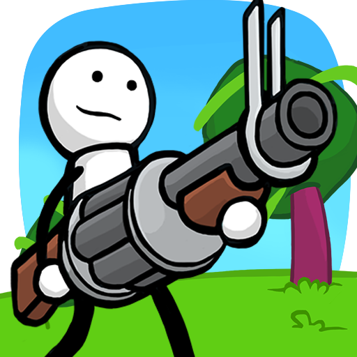 One Gun Stickman  2.6 (Unlimited money,Mod) for Android