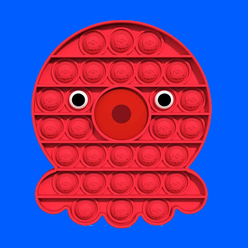 POPOP!  Anti stress fidgets 3D 2.2.4 (Unlimited money,Mod) for Android